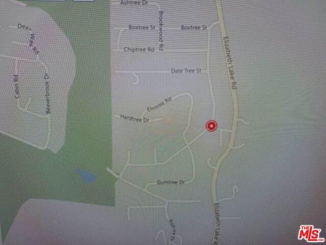 0 Vac/Sandy Ridge /Vic Car Rd, ELIZABETH LAKE, CA 93532 (#21-745662) :: The Pratt Group