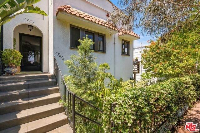 1761 Griffith Park Blvd, Los Angeles, CA 90026 (#21-745728) :: Randy Plaice and Associates