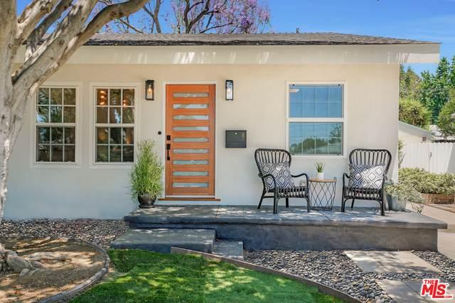 16427 Hamlin St, Lake Balboa, CA 91406 (#21-745790) :: Randy Plaice and Associates