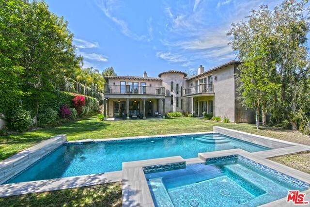 3039 Roscomare Rd, Los Angeles, CA 90077 (#21-746086) :: Montemayor & Associates
