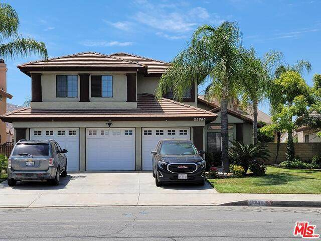 25885 La Barca Rd, Moreno Valley, CA 92551 (MLS #21-746138) :: Zwemmer Realty Group