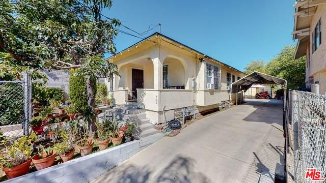 460 Rosemont Ave, Los Angeles, CA 90026 (#21-746160) :: Randy Plaice and Associates