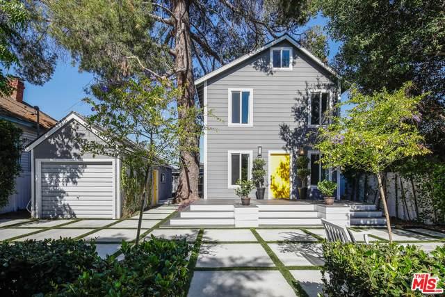 6134 Fair Ave, North Hollywood, CA 91606 (MLS #21-746190) :: The Sandi Phillips Team