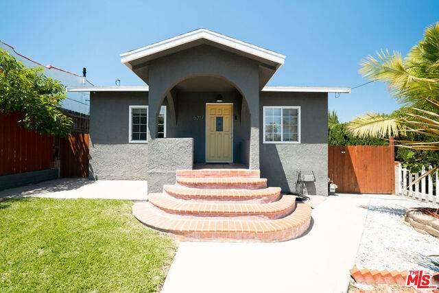 5217 Irvington Pl, Los Angeles, CA 90042 (#21-746410) :: Randy Plaice and Associates