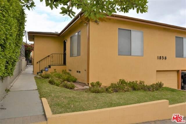 1838 20Th St, Santa Monica, CA 90404 (#21-746466) :: Lydia Gable Realty Group
