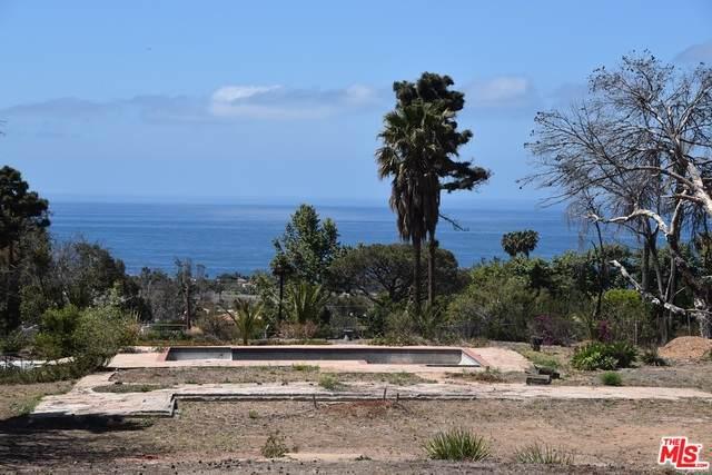 29636 Cuthbert Rd, Malibu, CA 90265 (#21-746538) :: Berkshire Hathaway HomeServices California Properties