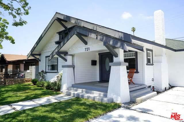 721 W 49Th Pl, Los Angeles, CA 90037 (#21-746622) :: The Pratt Group