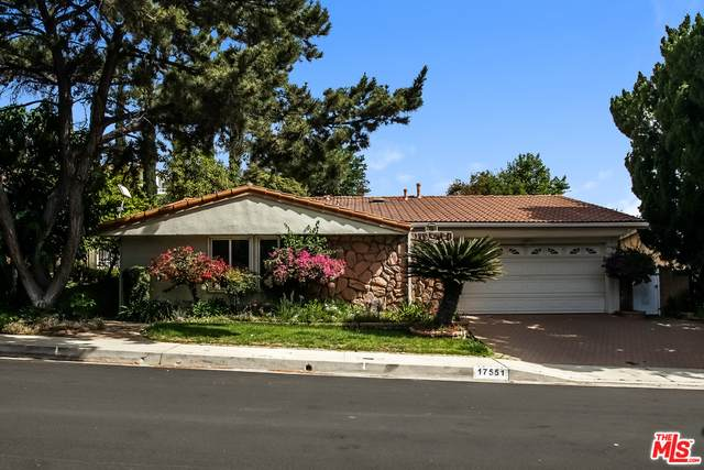 17551 Tuscan Dr, Granada Hills, CA 91344 (#21-746744) :: The Pratt Group