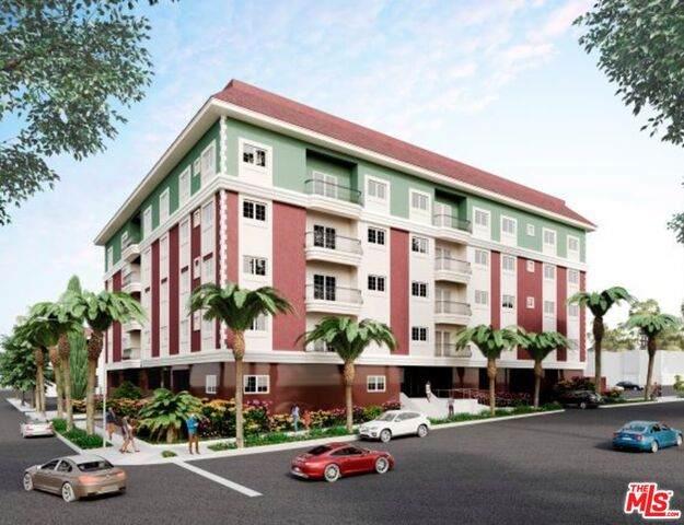944 S Serrano Ave #205, Los Angeles, CA 90006 (#21-746752) :: Berkshire Hathaway HomeServices California Properties