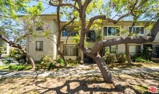 10404 Ilona Ave #4, Los Angeles, CA 90064 (MLS #21-746948) :: Hacienda Agency Inc