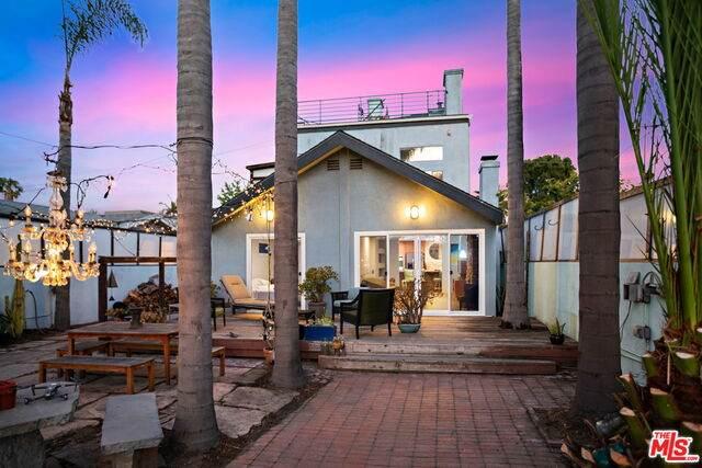642-642-644 California Ave 642 - 644, Venice, CA 90291 (#21-746950) :: Montemayor & Associates