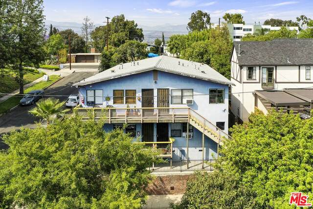 2986 Waverly Dr, Los Angeles, CA 90039 (MLS #21-746992) :: The John Jay Group - Bennion Deville Homes