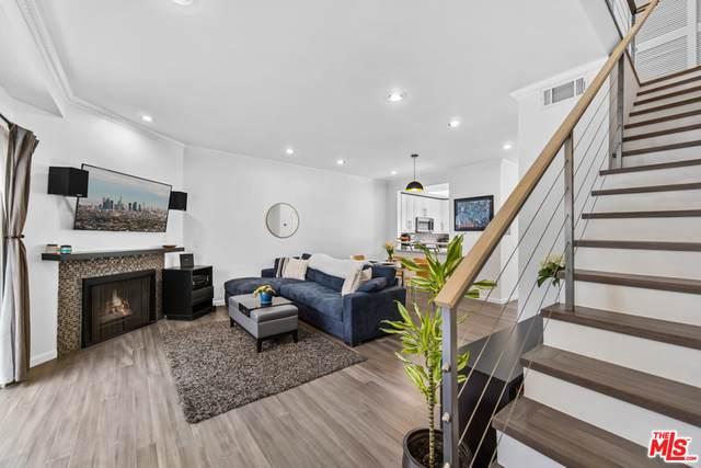 12016 Washington Pl #111, Los Angeles, CA 90066 (#21-747000) :: Berkshire Hathaway HomeServices California Properties