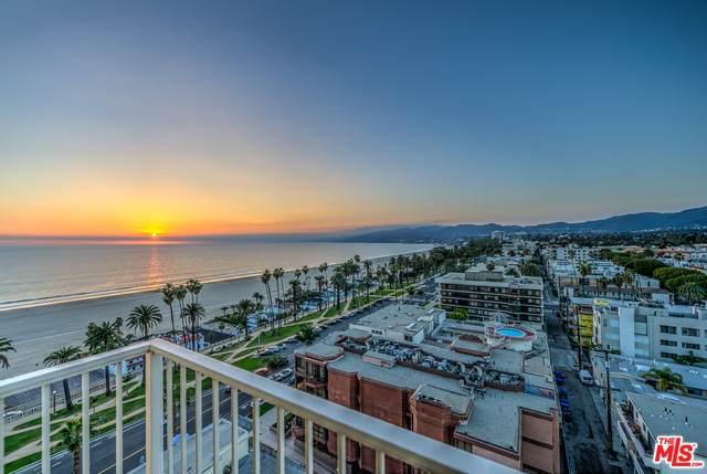 101 California Ave #1107, Santa Monica, CA 90403 (#21-747006) :: Lydia Gable Realty Group