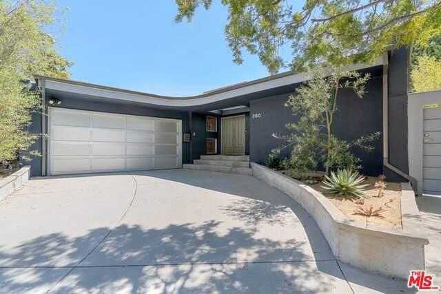360 N Bonhill Rd, Los Angeles, CA 90049 (#21-747210) :: Montemayor & Associates
