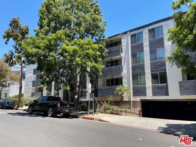 1010 N Kings Rd #116, West Hollywood, CA 90069 (#21-747278) :: Montemayor & Associates