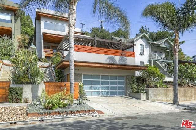1404 N Occidental Blvd, Los Angeles, CA 90026 (#21-747320) :: Randy Plaice and Associates