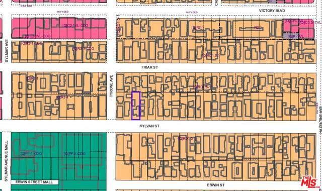 14249 Sylvan St, Van Nuys, CA 91401 (#21-747324) :: The Pratt Group