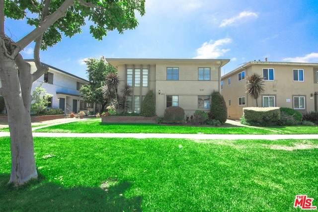 3201 S Barrington Ave, Los Angeles, CA 90066 (#21-747454) :: Berkshire Hathaway HomeServices California Properties