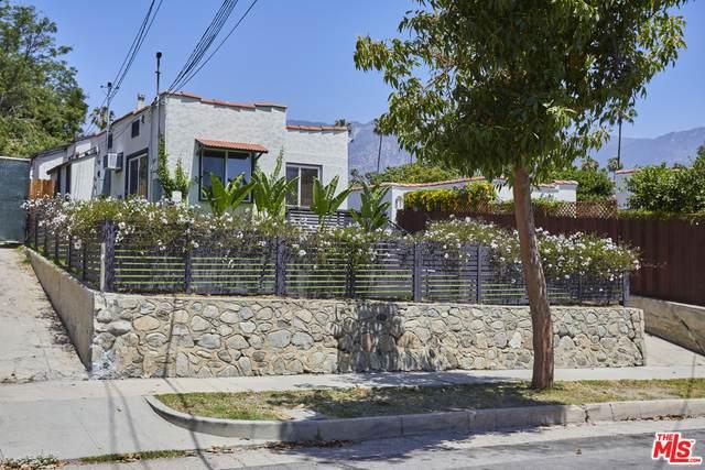 629 Prescott St, Pasadena, CA 91104 (#21-747480) :: Berkshire Hathaway HomeServices California Properties