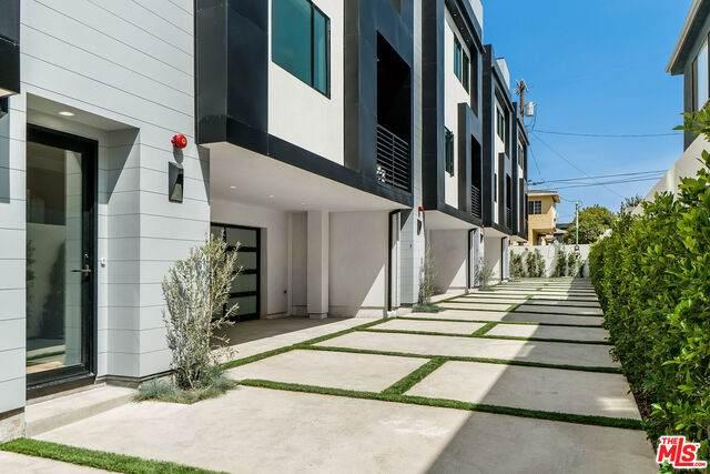 1444 S Hi Point #103, Los Angeles, CA 90035 (#21-747550) :: Montemayor & Associates