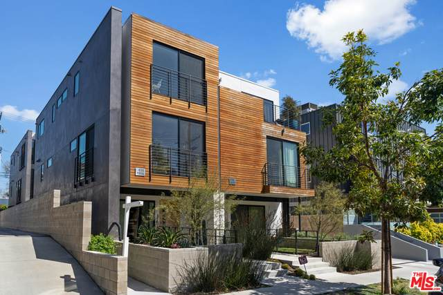 816 N Formosa Ave, Los Angeles, CA 90046 (MLS #21-747562) :: The John Jay Group - Bennion Deville Homes