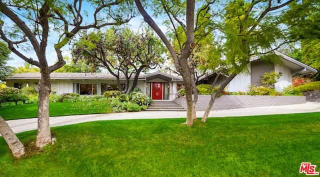 811 N Hillcrest Rd, Beverly Hills, CA 90210 (#21-747606) :: Montemayor & Associates