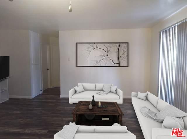 1351 N Orange Dr #105, Los Angeles, CA 90028 (#21-747626) :: Montemayor & Associates