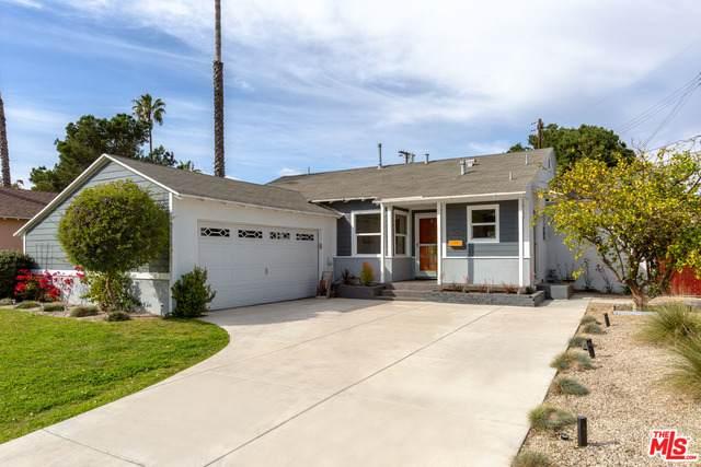 12011 Lorne St, North Hollywood, CA 91605 (MLS #21-747718) :: The Sandi Phillips Team