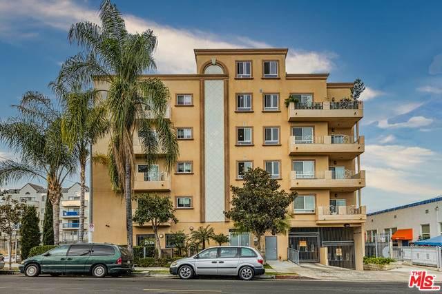 1037 Fedora St #105, Los Angeles, CA 90006 (#21-747724) :: Montemayor & Associates