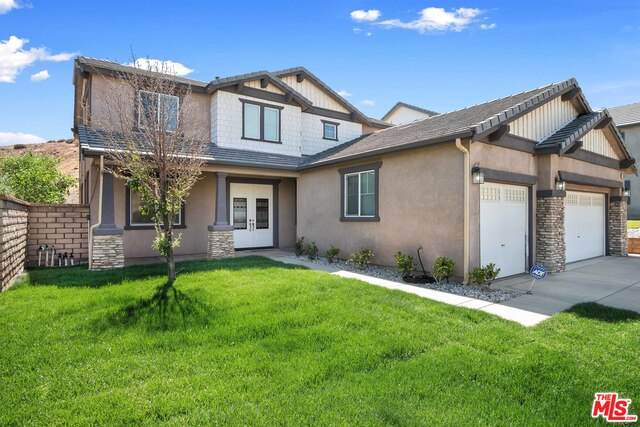37362 Paintbrush Dr, Palmdale, CA 93551 (#21-747822) :: Lydia Gable Realty Group