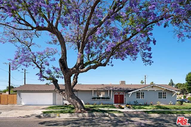 15621 Mckeever St, Granada Hills, CA 91344 (#21-747848) :: The Pratt Group