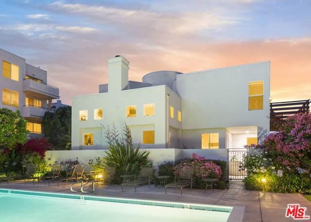 11870 Washington Pl #105, Los Angeles, CA 90066 (#21-747856) :: Berkshire Hathaway HomeServices California Properties
