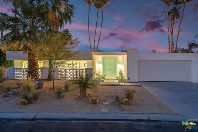 2290 S Alhambra Dr, Palm Springs, CA 92264 (MLS #21-747926) :: Hacienda Agency Inc