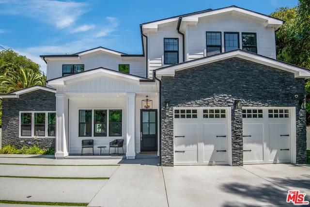 13957 Mccormick St, Sherman Oaks, CA 91423 (#21-747982) :: Montemayor & Associates