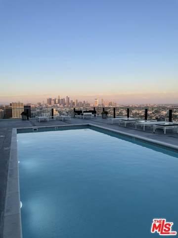 3810 Wilshire Blvd #704, Los Angeles, CA 90010 (#21-748106) :: Randy Plaice and Associates