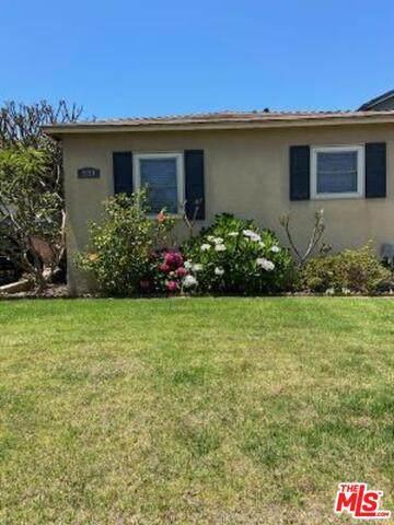 3133 Carter Ave, Marina Del Rey, CA 90292 (MLS #21-748140) :: Hacienda Agency Inc