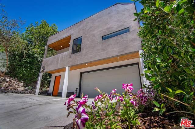 2222 Laurel Canyon Blvd, Los Angeles, CA 90046 (#21-748228) :: Berkshire Hathaway HomeServices California Properties