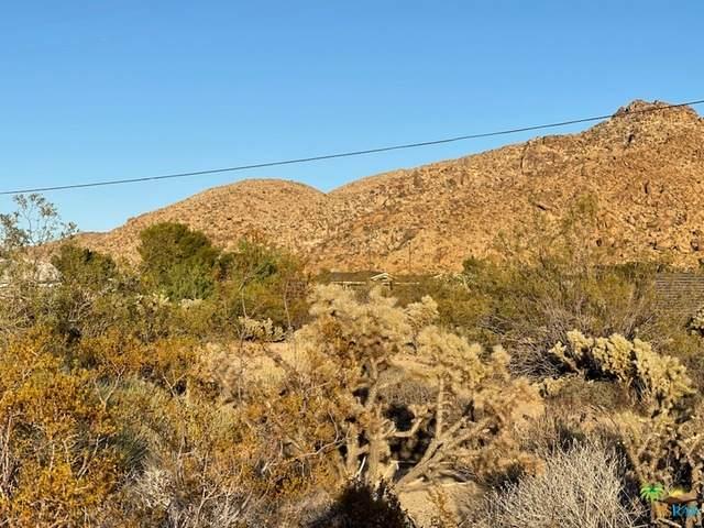 61931 Mountain View Cir, Joshua Tree, CA 92252 (#21-748292) :: Angelo Fierro Group | Compass