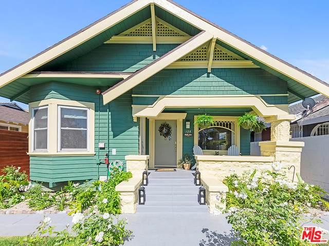 128 N Ardmore Ave, Los Angeles, CA 90004 (#21-748300) :: The Pratt Group