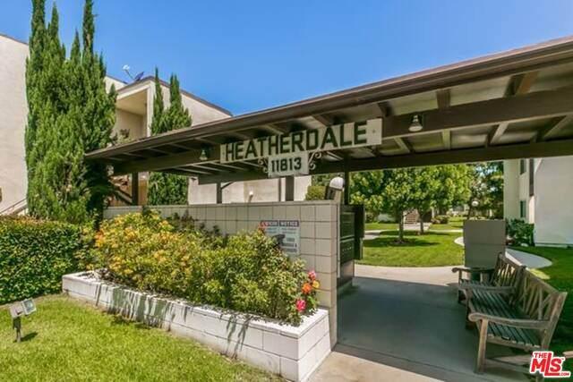11813 Runnymede St #4, North Hollywood, CA 91605 (MLS #21-748308) :: The Sandi Phillips Team