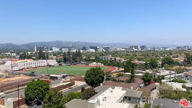 2160 Century Park East Park 806-N, Los Angeles, CA 90067 (MLS #21-748310) :: Mark Wise | Bennion Deville Homes