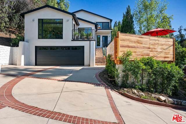 13082 Blairwood Dr, Studio City, CA 91604 (#21-748328) :: Montemayor & Associates