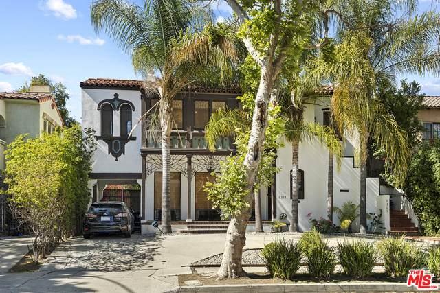 6365 W 6Th St, Los Angeles, CA 90048 (MLS #21-748354) :: The Sandi Phillips Team