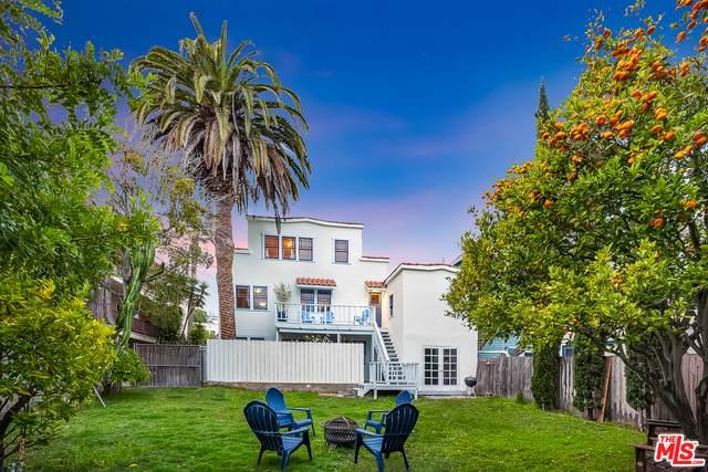 2416 3Rd St, Santa Monica, CA 90405 (#21-748406) :: Montemayor & Associates