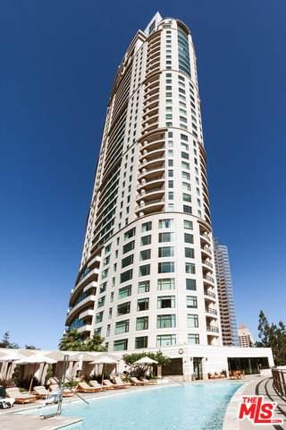 1 W Century Dr 30D, Los Angeles, CA 90067 (MLS #21-748510) :: Mark Wise | Bennion Deville Homes