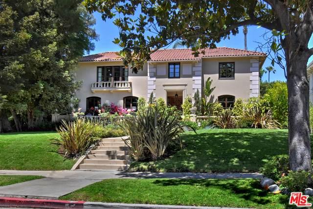 277 S Irving Blvd, Los Angeles, CA 90004 (MLS #21-748520) :: The Sandi Phillips Team