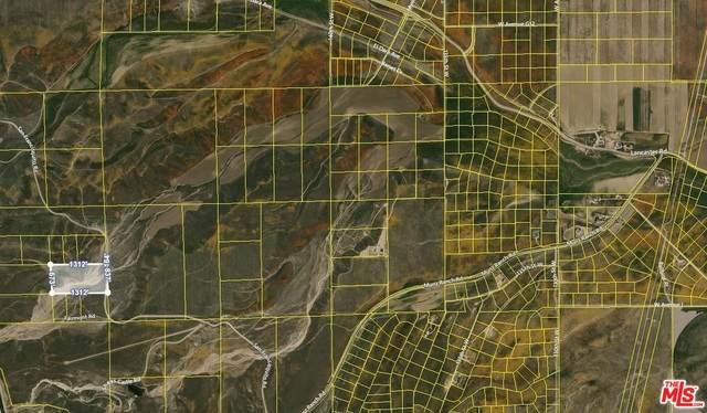 0 150 St. W And Fairmont/San Franscisquito Rd., Lancaster, CA 93536 (#21-748542) :: Randy Plaice and Associates