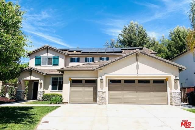 43200 Brookway Dr, Temecula, CA 92592 (MLS #21-748576) :: Hacienda Agency Inc