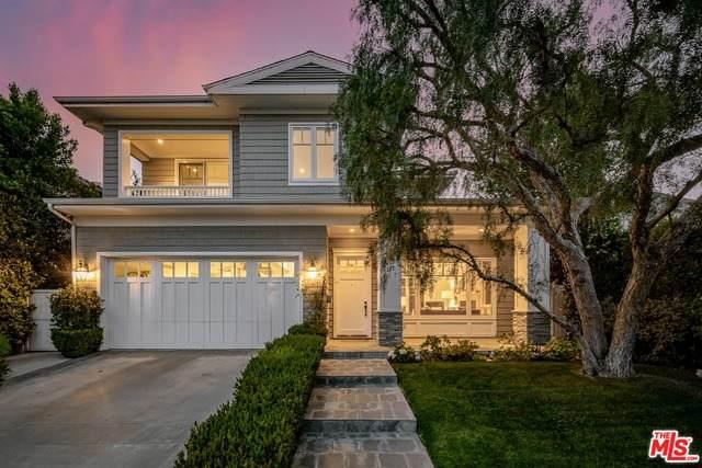 127 N Bowling Green Way, Los Angeles, CA 90049 (#21-748606) :: Montemayor & Associates